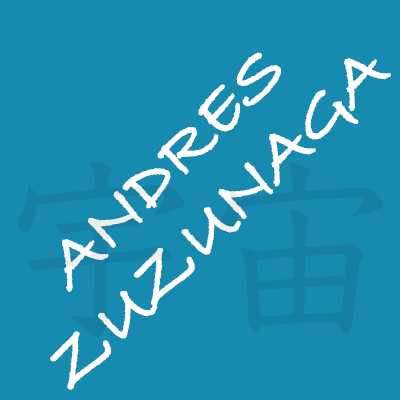 Andres Zuzunaga Purpose
