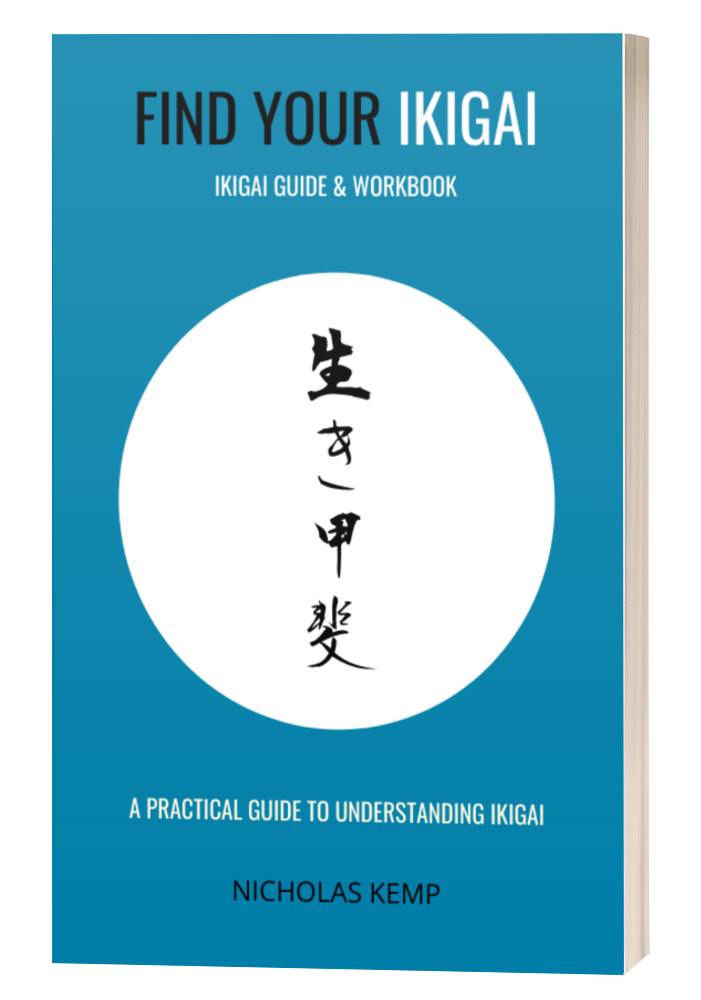 ikigai ebook