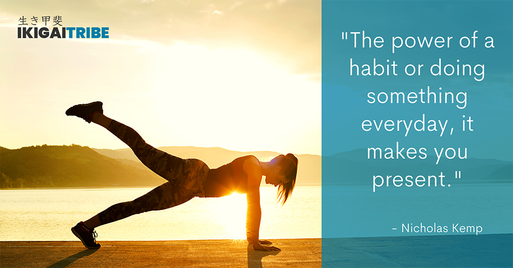 The power of a habit