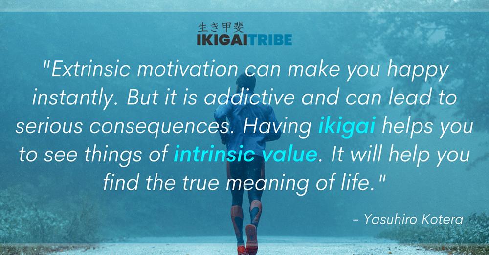 benefits of ikigai