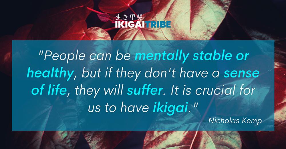 Importance of Ikigai