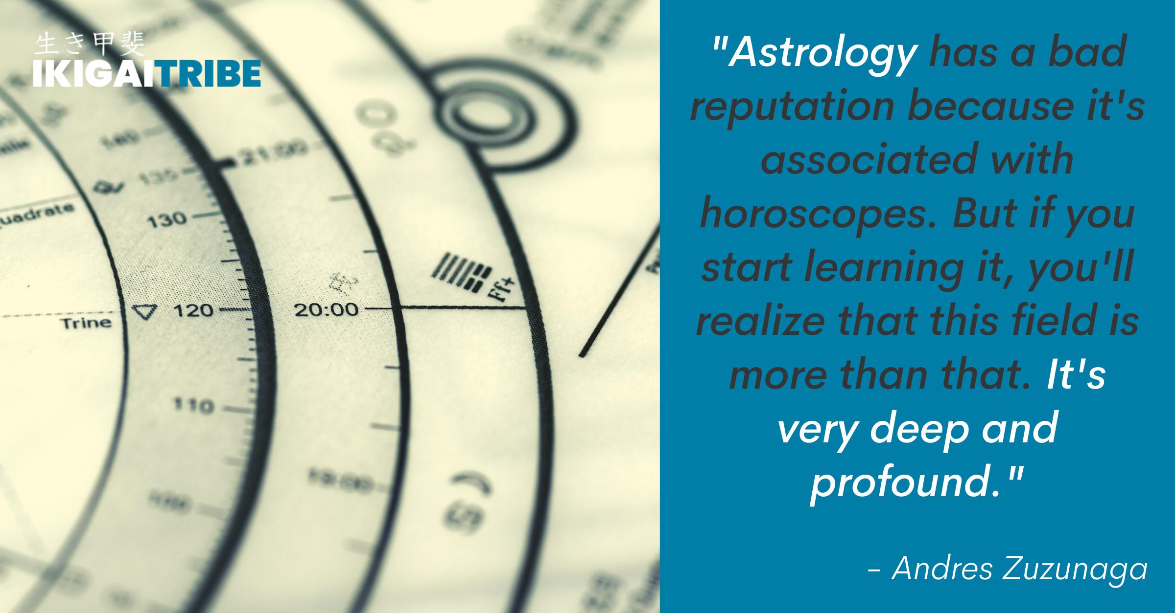 Zuzunaga's Astrology Vision